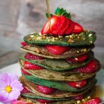 Pancake exótico